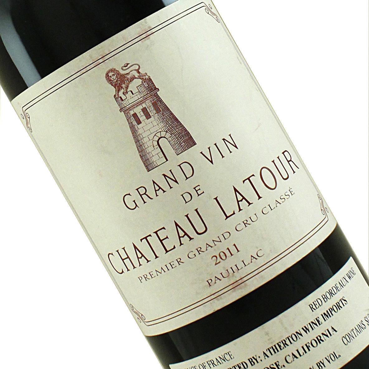 Chateau Latour 2011 Pauillac Premier Grand Cru, Bordeaux