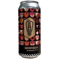 "Bottle Logic ""Cantrip"" Kolsch 16oz can- Anaheim, CA"