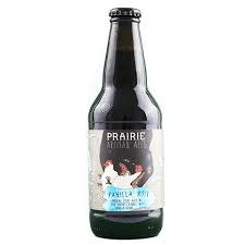 """Prairie Artisan Ales """"Vanilla Noir"""" Imperial Stout 12oz. Oklahoma"""