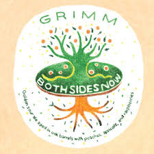 "Grimm Brewing ""Both Sides Now"" Golden Sour 500ml. Brooklyn, NY"