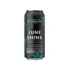 "June Shine ""Midnight Painkiller"" Hard Kombucha 12oz Can - San Diego CA"