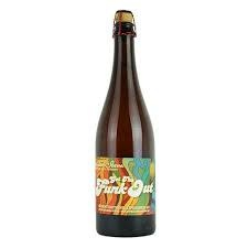 """Crooked Stave """"Get the Funk Out"""" Spontaneous Ale 750ml bottle-Denver, Co"""