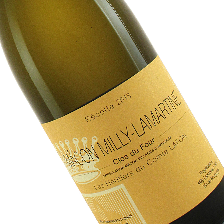Les Heritiers du Comte Lafon 2018 Macon Milly-Lamartine Clos du Four, Burgundy