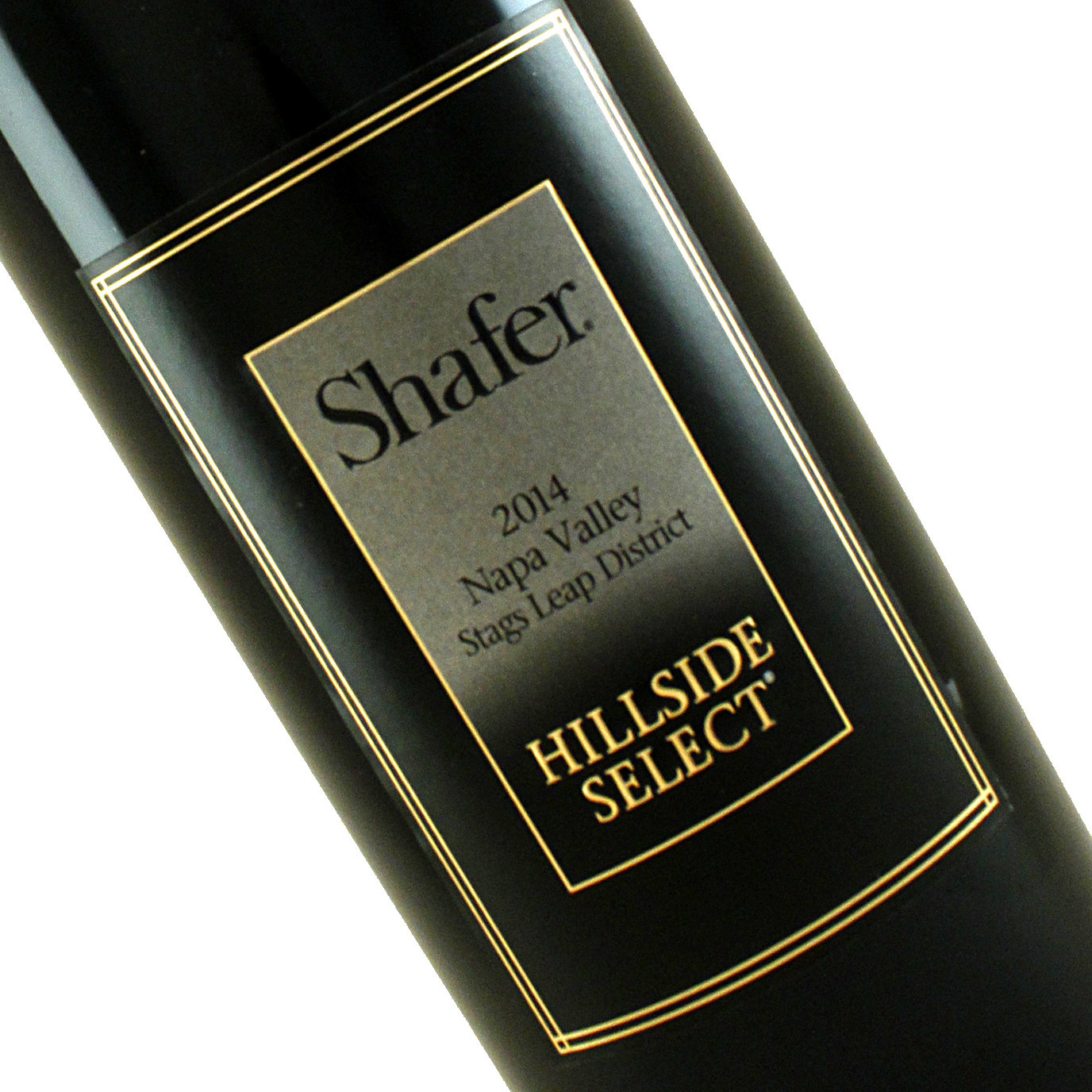 """Shafer Vineyards 2014 Cabernet Sauvignon """"Hillside Select"""" Stags Leap District, Napa Valley"""