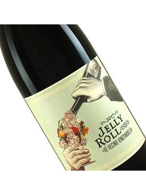 Jelly Roll 2017 Syrah Vecino Vinyards, Potter Valley, Mendocino County