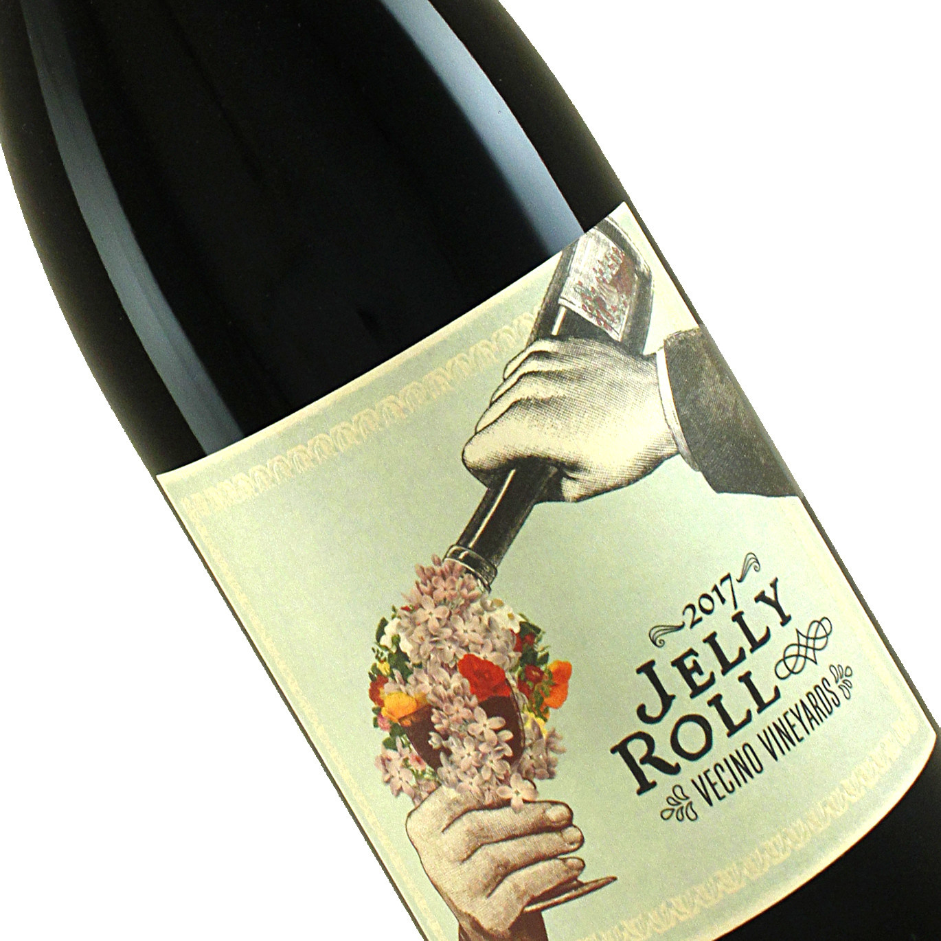 Jelly Roll 2017 Syrah Vecino Vinyards, Potter Valley, Mendocino County