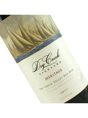 Dry Creek Vineyards 2017 Meritage, Dry Creek Valley