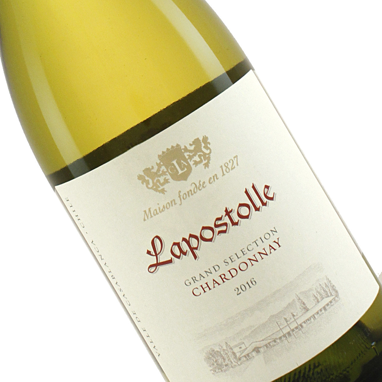 Lapostolle 2016 Grand Selection Chardonnay, Chile