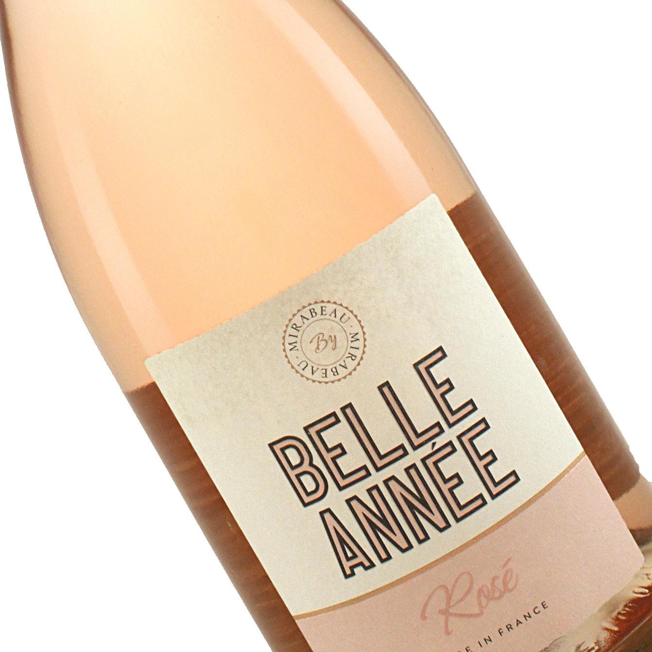 """Mirabeau 2019 """"Belle Annee"""" Vin de France Rose"""