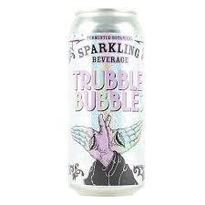 "Berryessa ""Trubble Bubbles"" Hard Seltzer 16oz can-Winters, CA"