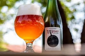 """Jester King Brewery """"El Regalo Del Comal"""" Spontaneously Fermented Beer 375ml. Austin, Texas"""
