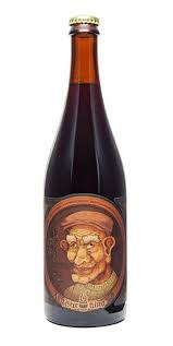 "Jester King Brewery "" Ol' Oi"" Barrel Aged Sour Brown Ale 750ml. Austin, Texas"