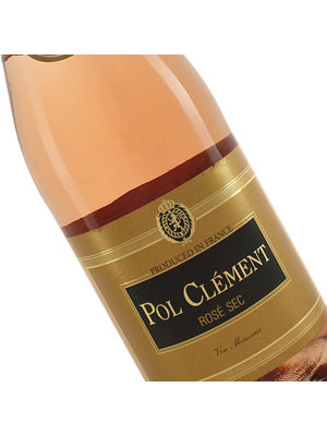 Pol Clement N.V. Rose Sec  Sparkling Wine, France