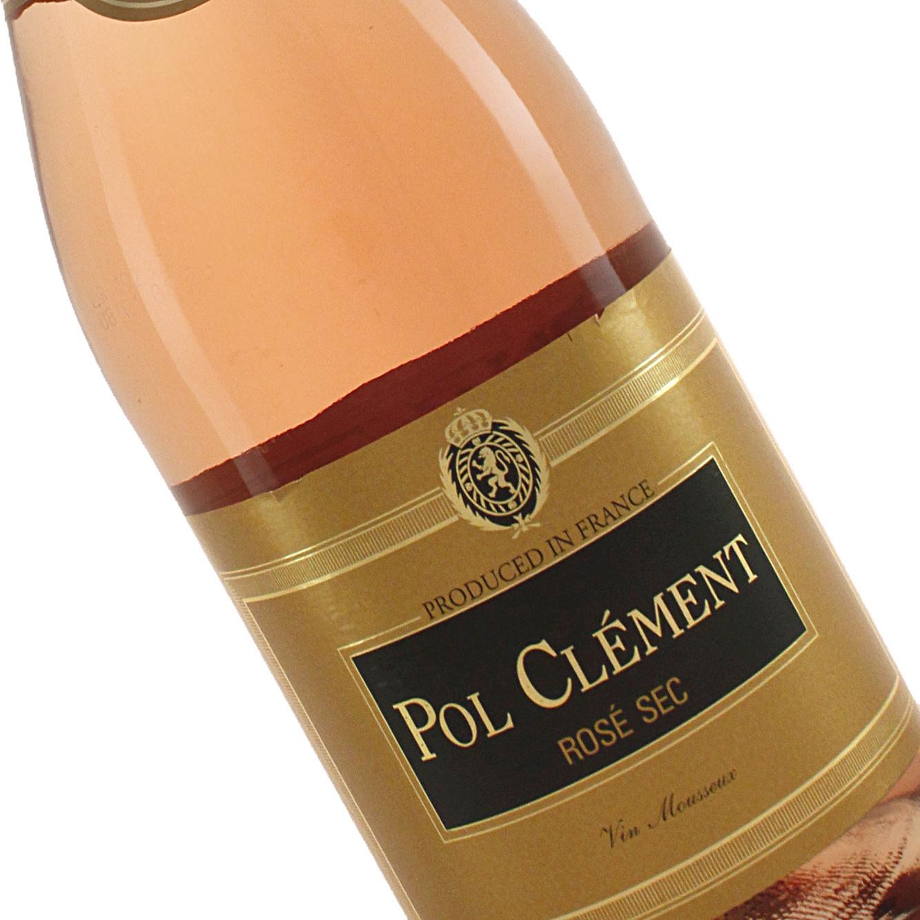 Pol Clement N.V. Rose Sec  Sparkling Wine