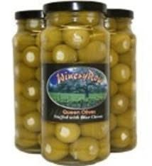 Winery Row Olives with Blue Cheese 10oz.