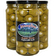 Winery Row Olives with Garlic, 10oz.