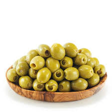Winery Row Manzanilla Olives Stuffed w/Minced Anchovy 10oz.