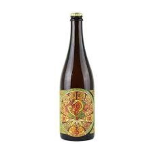 """Jester King Brewery """"Provenance"""" Ale Fermented with Tangerine & Clementine 750ml. Austin, Texas"""