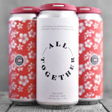 """Chapman Crafted """"All Together"""" India Pale Ale 16oz. Orange, CA"""