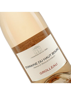 Domaine du Haut Bourg 2020 Grolleau Rose, Loire Valley