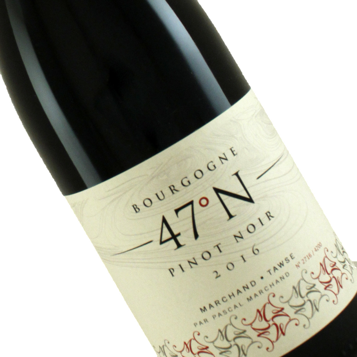 Marchand Tawse 2016 Pinot Noir 47 N Bourgogne