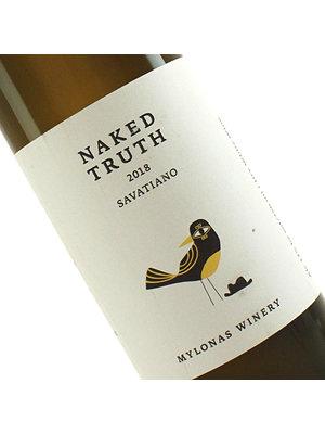 "Mylonas 2018 Savatiano ""Naked Truth"", Attica Greeece"