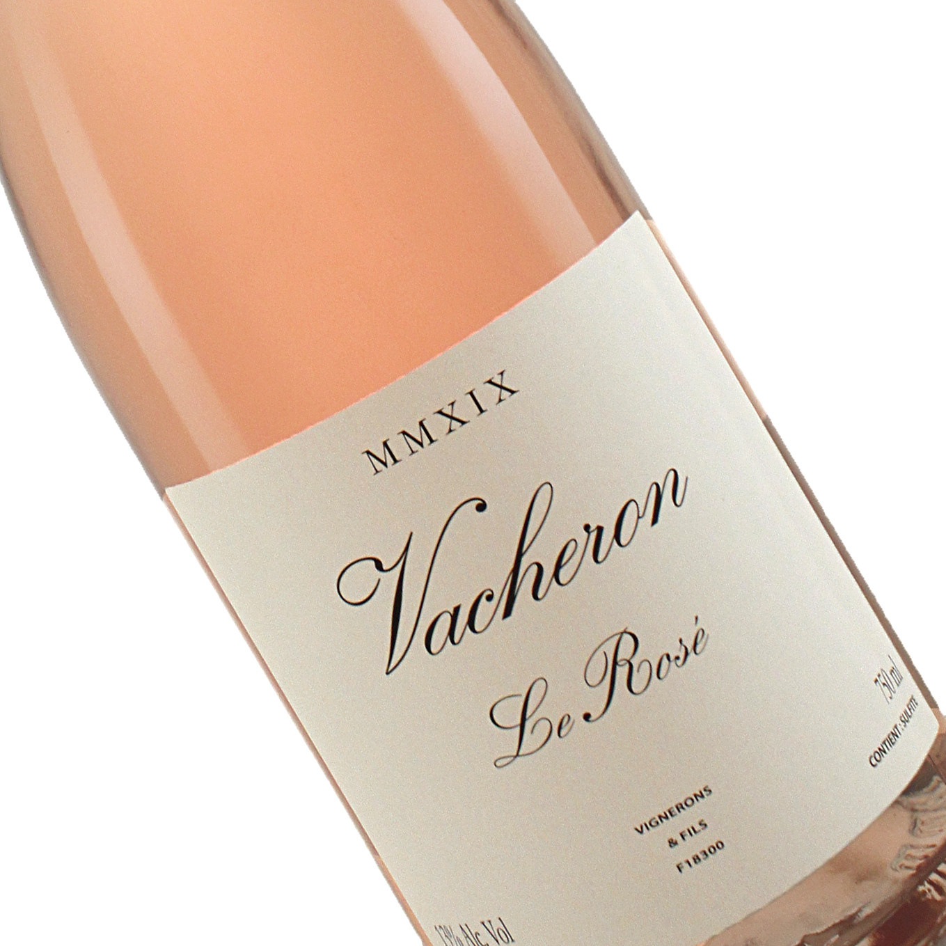 "Vacheron ""Le Rose"" MMXIX (Sancerre) Rose, Loire Valley"