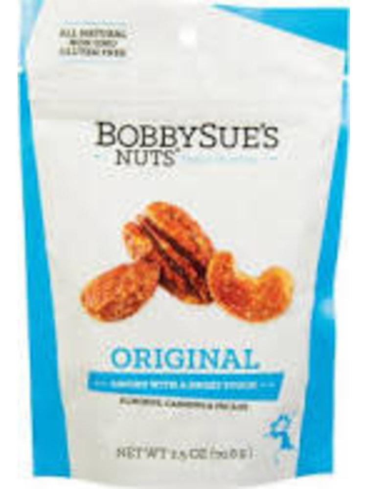 "Bobbysue's Nuts ""Original"" 2.5oz"