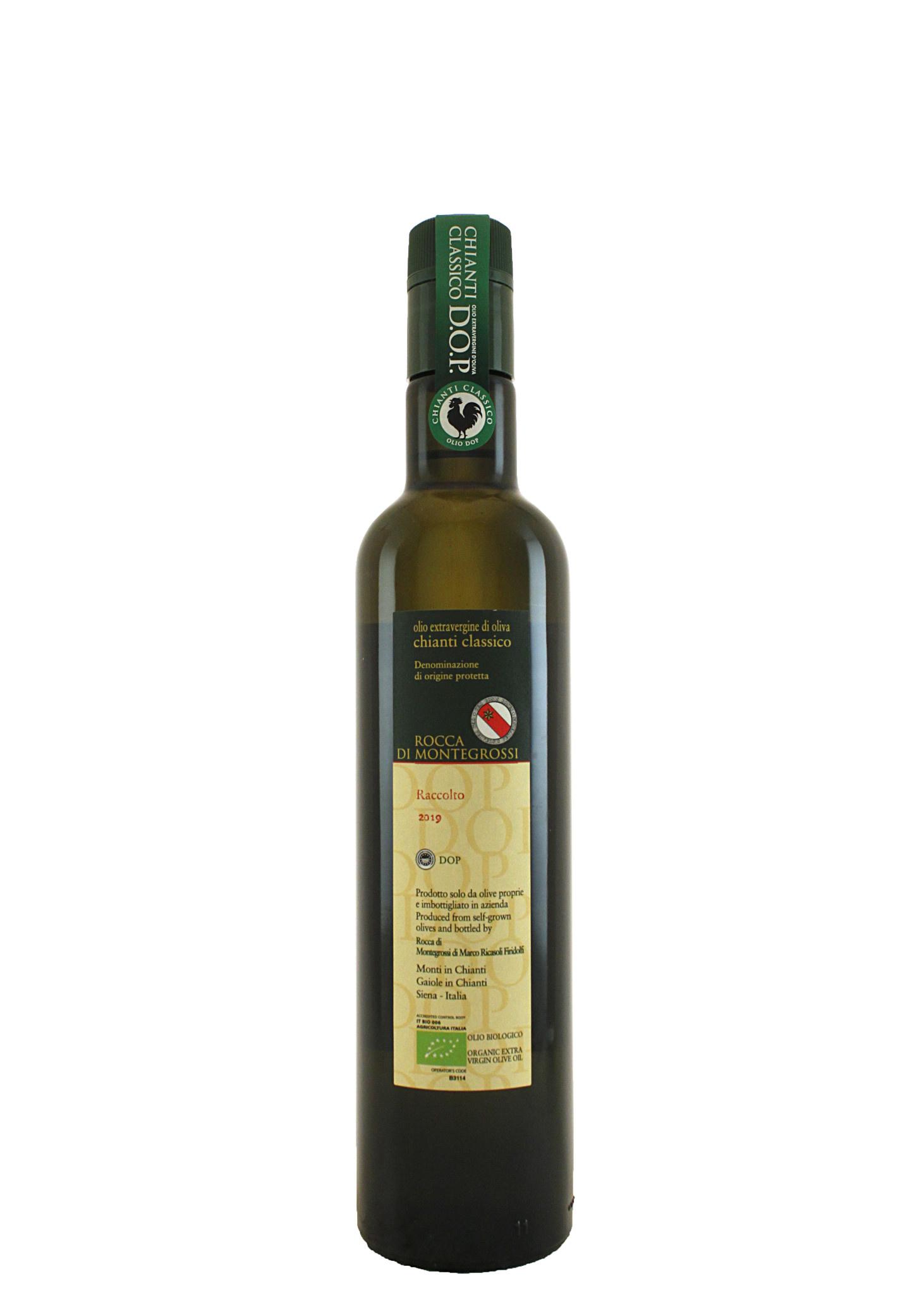 Rocca Di Montegrossi 2019 Extra Virgin Olive Oil  Chianti Classico, Tuscany