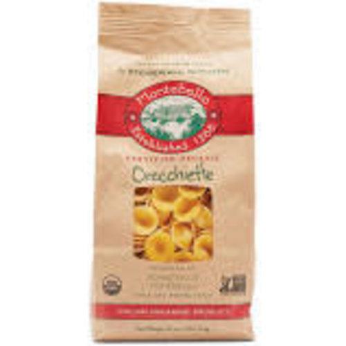 Montebello Organic Orecchiette Pasta, 1lb., Marche, Italy
