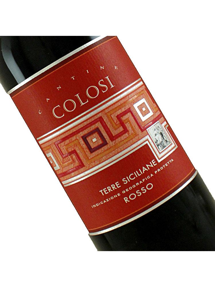 Colosi 2018 Rosso Terre Siciliane