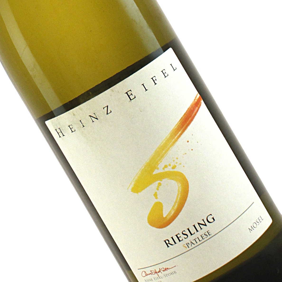 Heinz Eifel 2018 Riesling Spatlese, Mosel