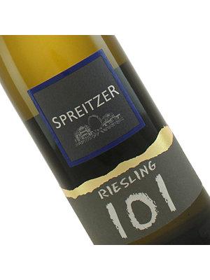 Spreitzer 2019 Riesling 101, Rheingau, Germany