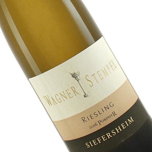 Wagner-Stempel 2018 Siefersheim Vom Porphyr, Riesling Trocken, Rheinhessen, Germany