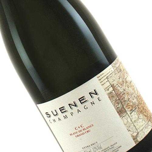 "Suenen N. V. Champagne Grand Cru Blanc de Blancs Extra Brut ""C&C"", Cramant & Chouilly"