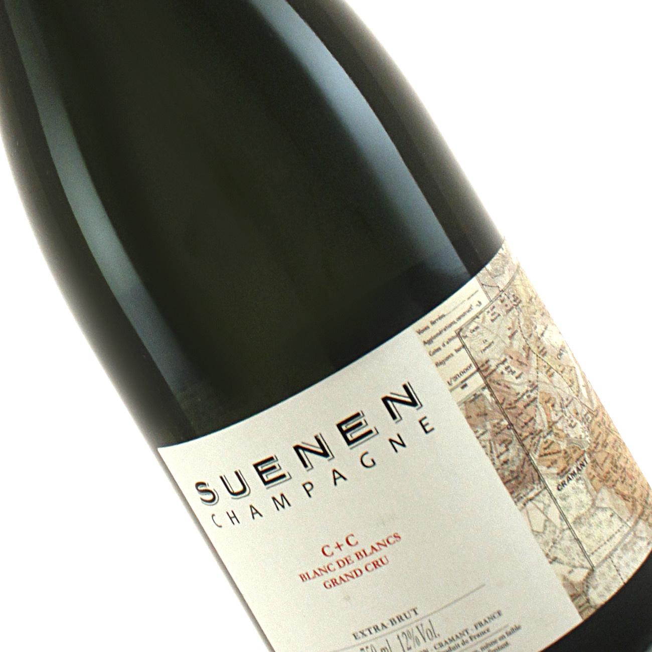 "Suenen N. V. Grand Cru ""C&C"" Extra Brut Blanc de Blancs, Cramant & Chouilly, Champagne"