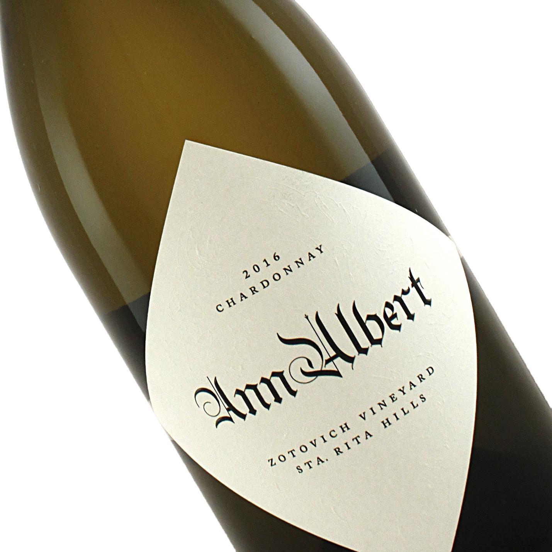 Ann Albert 2016 Chardonnay Zotovich Vineyard, Sta. Rita Hills