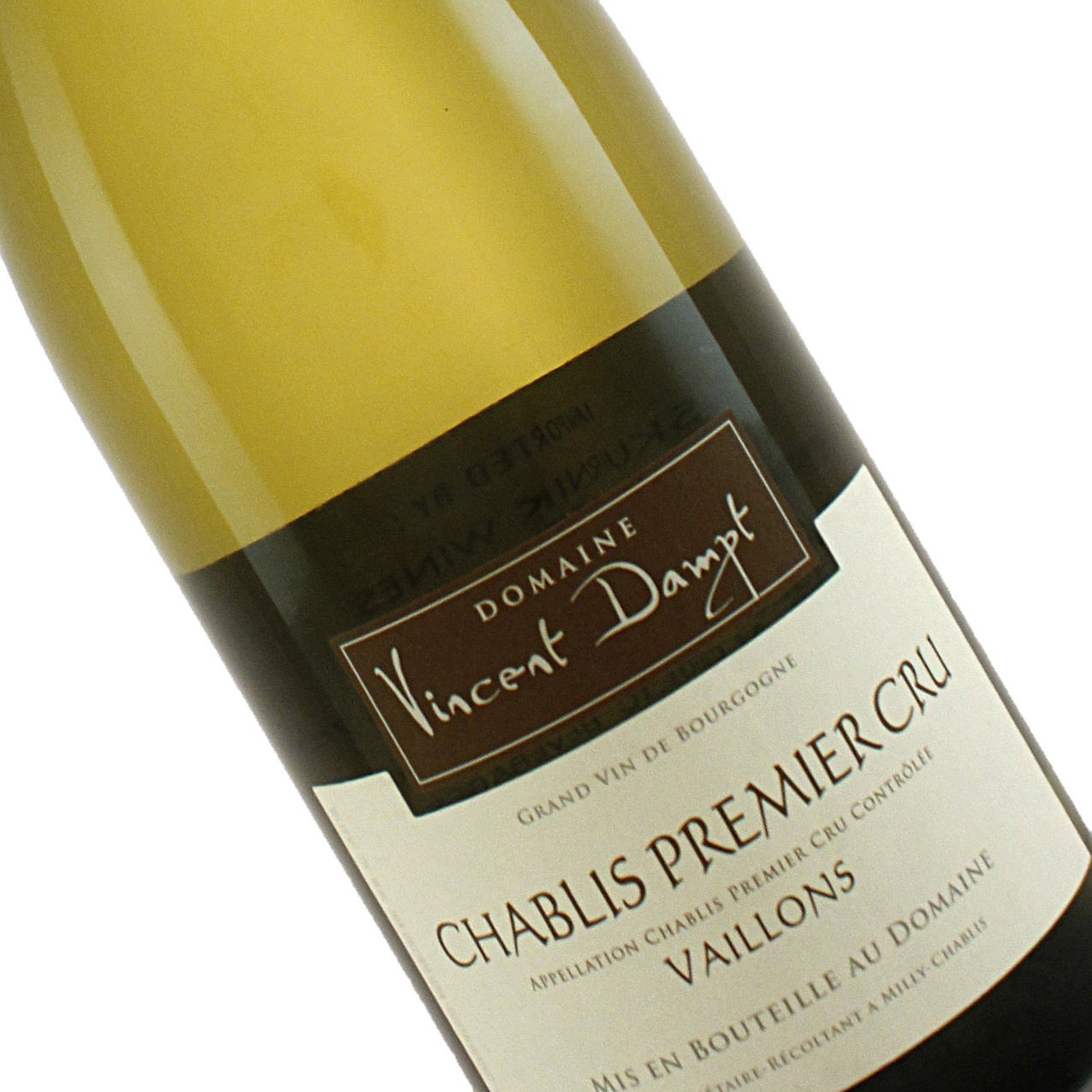 "Domaine Vincent Dampt 2018 Chablis Premier Cru ""Vallons"" Burgundy"