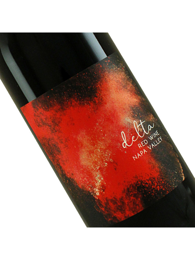 Delta 2018 Red Wine, Napa Valley