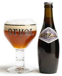Orval Trappist Ale, Belgium