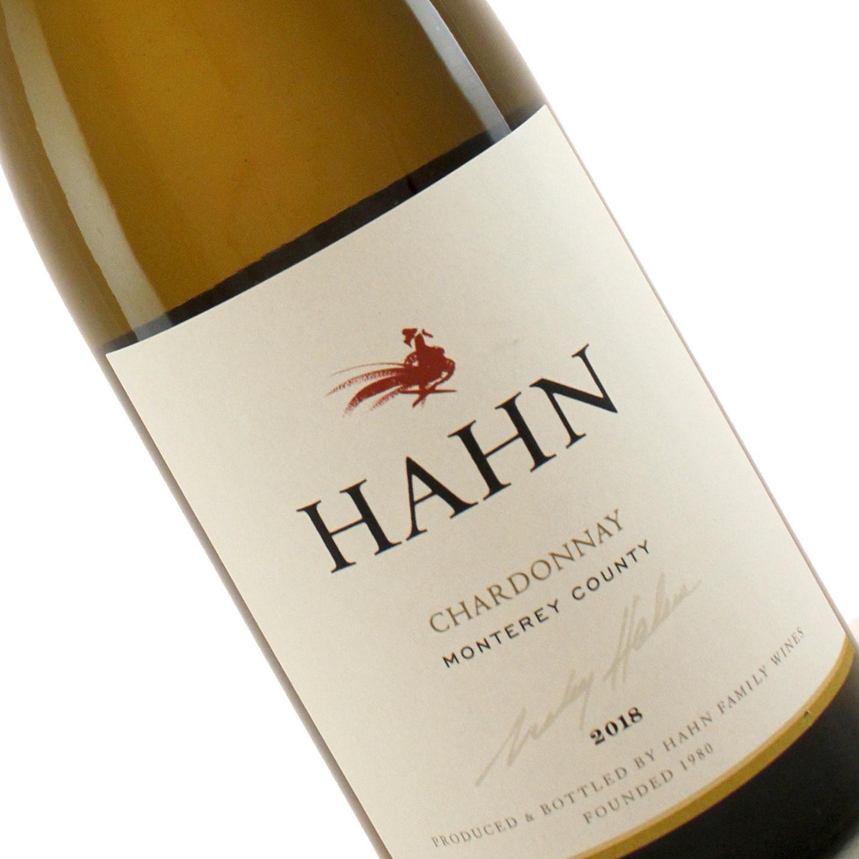 Hahn 2019 Chardonnay, Monterey County