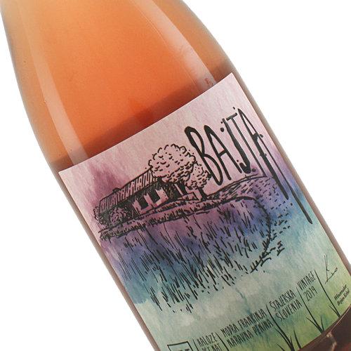 Kobal 2020 Blaufrankisch Rose Sparkling Wine Pet-Nat, Slovenia