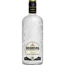 Boomsma Jonge Genever Dutch Style Gin, Holland