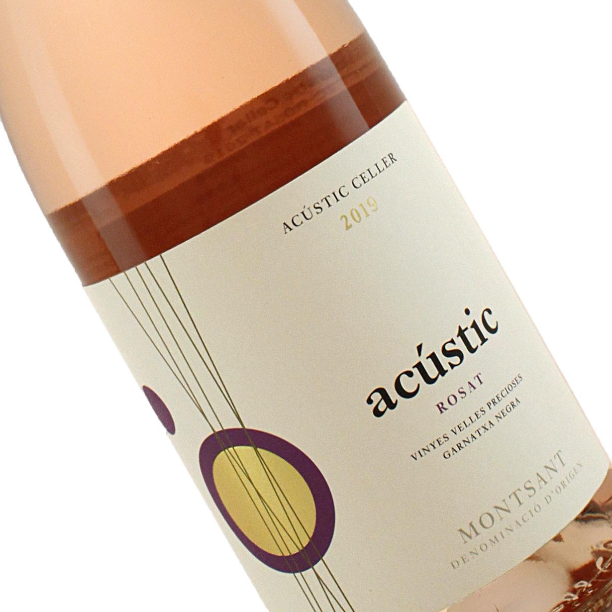 Acustic Cellar 2019 Rosat Montsant Rose