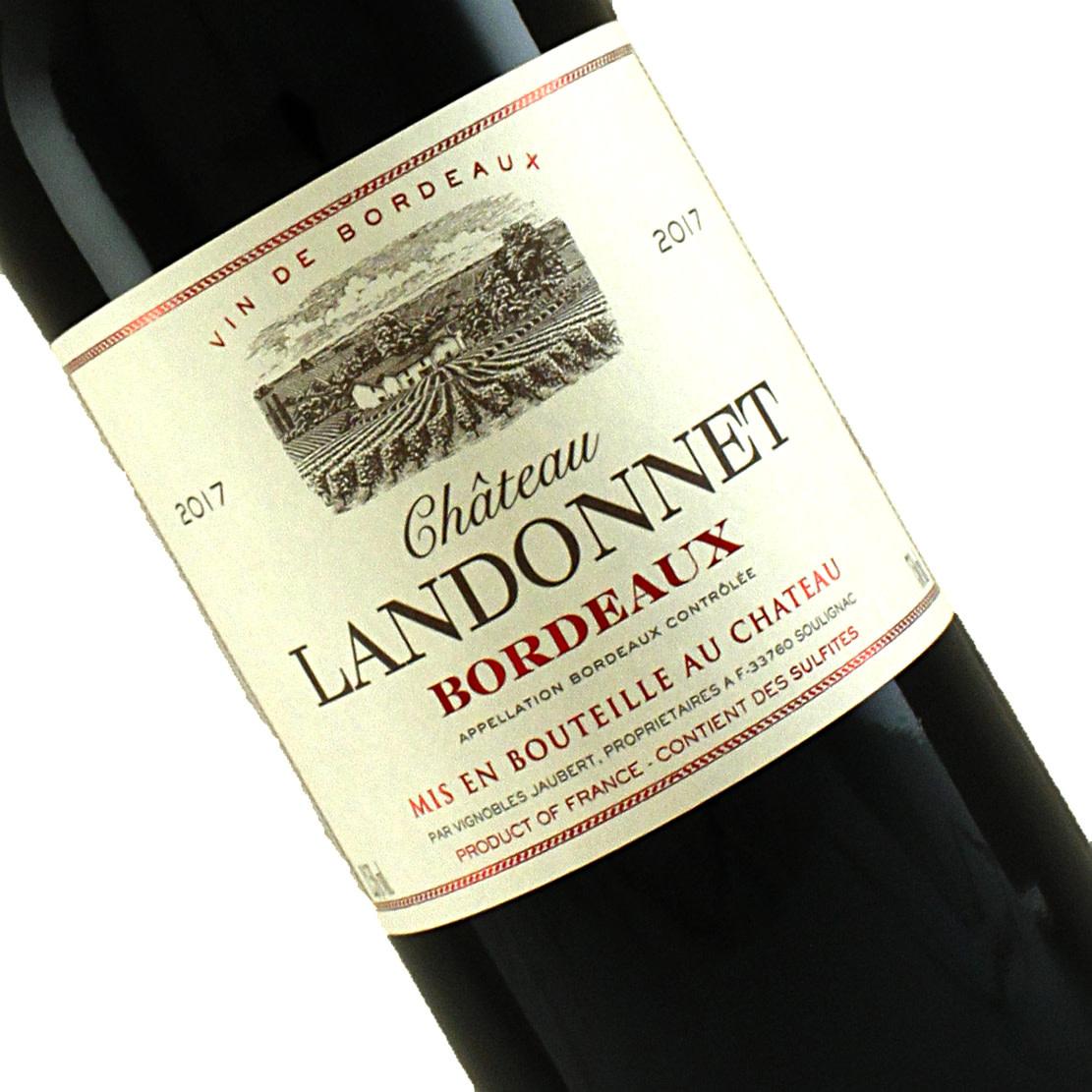 Landonnet 2017 Bordeaux Rouge