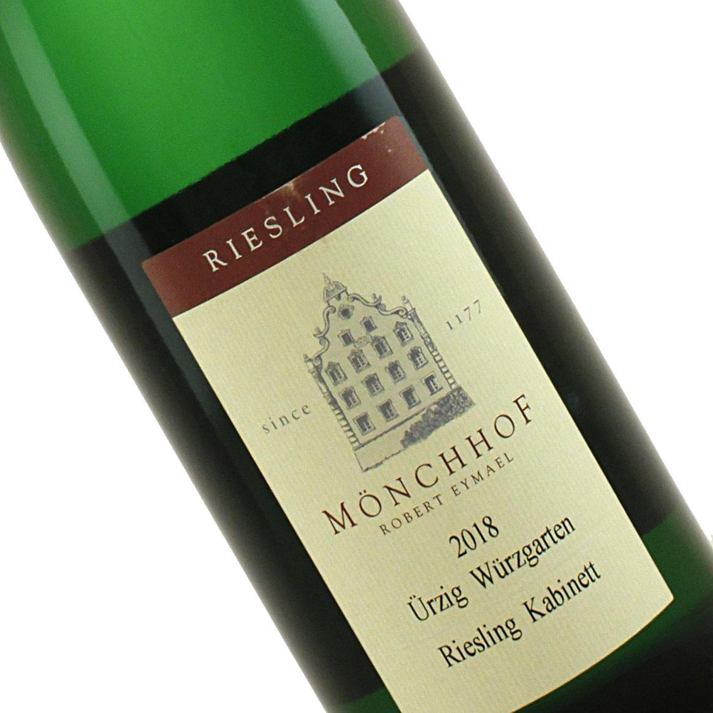 Monchhof 2018 Riesling Kabinett Urziger Wurzgarten, Mosel