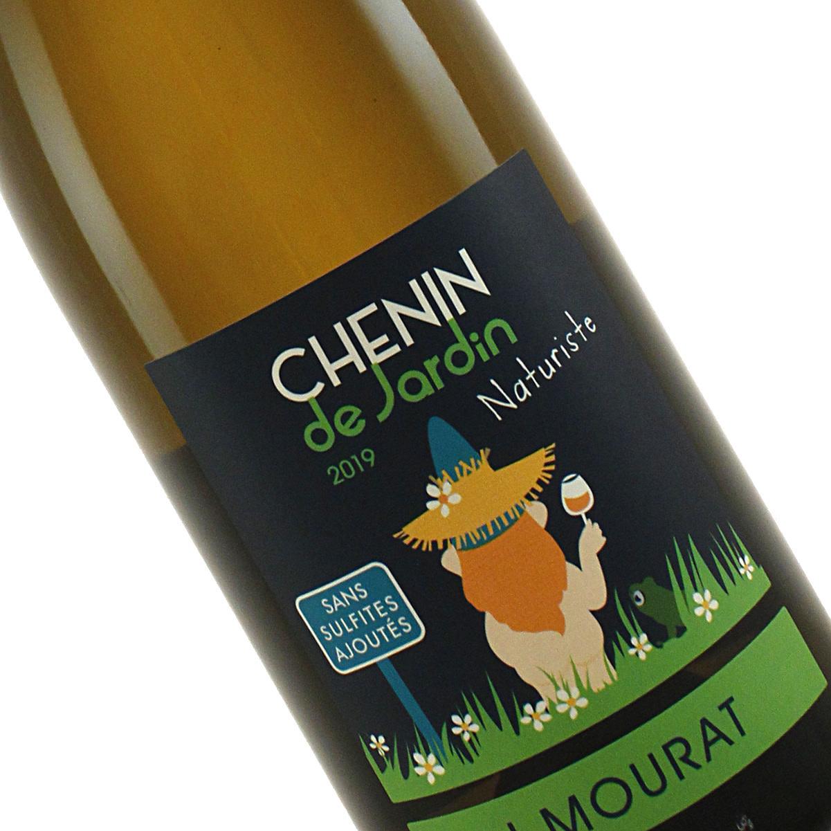 """J. Mourat 2020 """"Chenin de Jardin"""" Naturiste, Loire"""