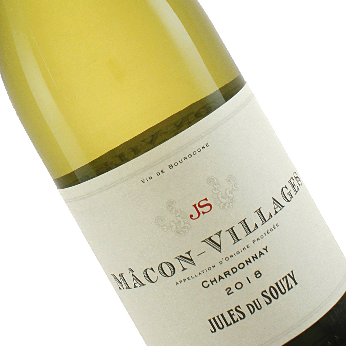 Jules Du Souzy 2018 Chardonnay Macon-Villages