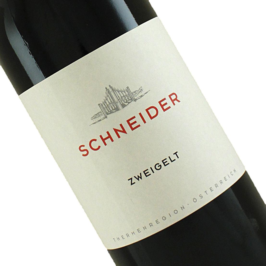 Weingut Schneider 2017 Zweigelt, Austria