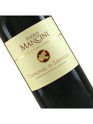 Piero Mancini 2018 Cannonau di Sardegna, Sardinia Italy